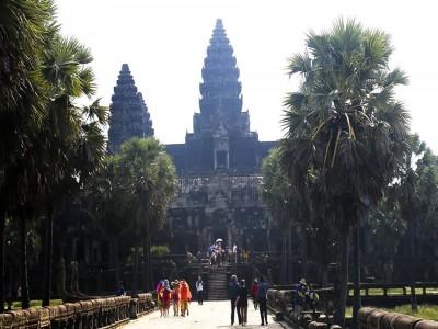 Chiêm ngưỡng Angkor Wat kỳ vỹ