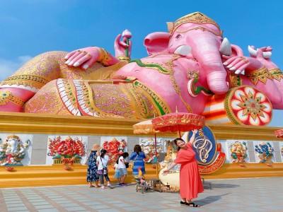 Khám phá Phnom Pênh – Siem Reap – Bangkok – Pattaya