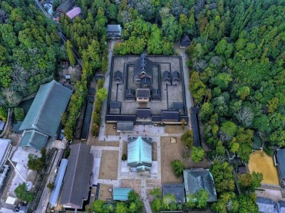 Ngôi đền cầu duyên nổi tiếng Nhật Bản