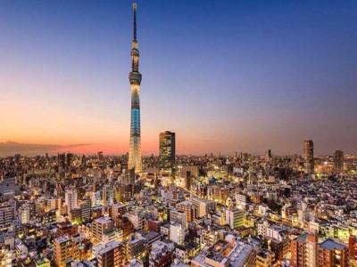Tháp Tokyo Skytree – nơi thời gian trôi nhanh hơn