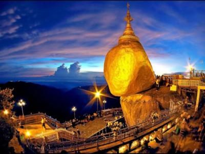 Báu vật linh thiêng ở Myanmar
