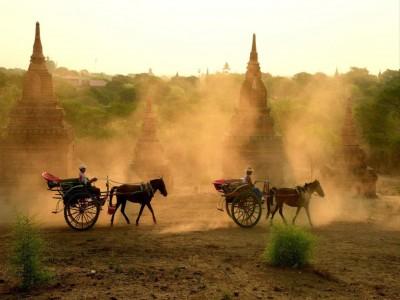 Myanmar – Vùng đất đốn tim du khách